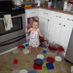 To do: Purge and Organize the Kitchen!