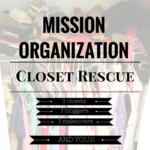Mission Organization: Closet Rescue Final Highlights
